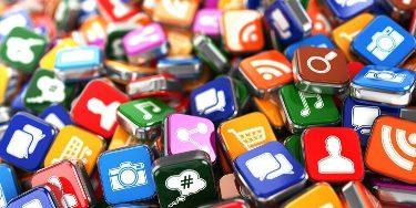 Ícones de aplicativos que ajudam a economizar nas viagens