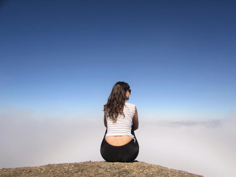 Picos de Monte Verde - Pedra Redonda