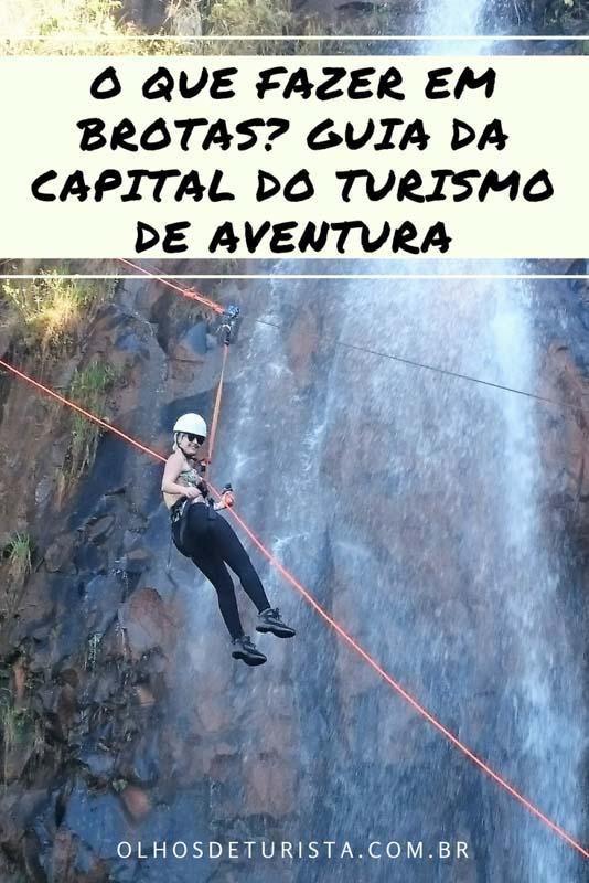 Encontre nesse guia da Capital do Turismo de Aventura diversas informações que te ajudarão a definir o que fazer em Brotas. Confira valores, passeios, opções de esportes de aventura, hospedagem e mais!