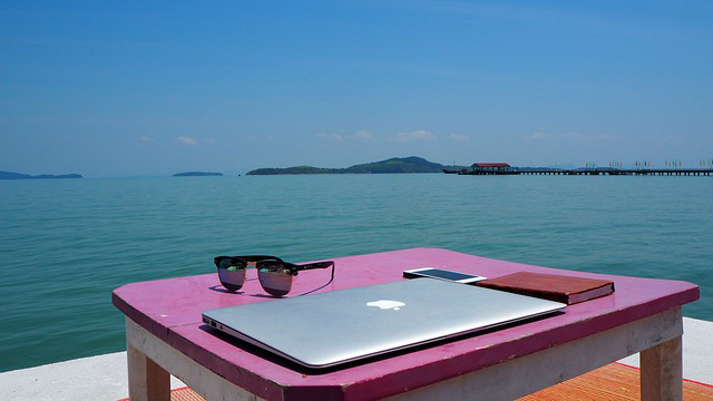 Viciado em viajar sonha em ser nômade digital