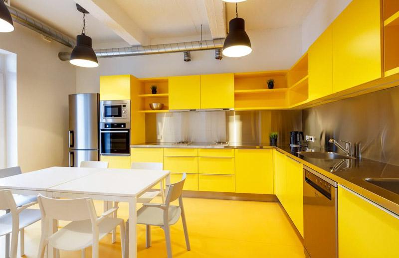 O Design Hostel é um dos tipos de hostels