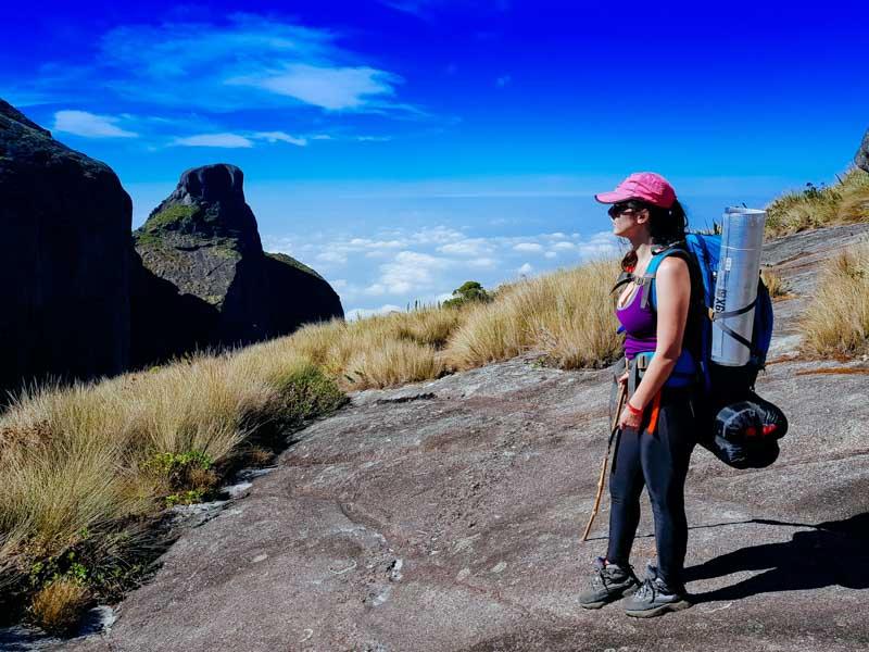 mochilão travessia petrô terê no Parque Nacional da serra dos Órgaõs