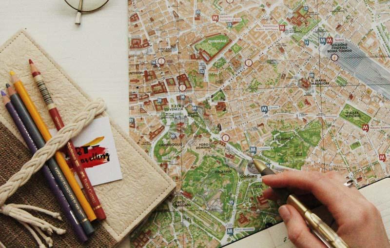 como planejar um mochilão