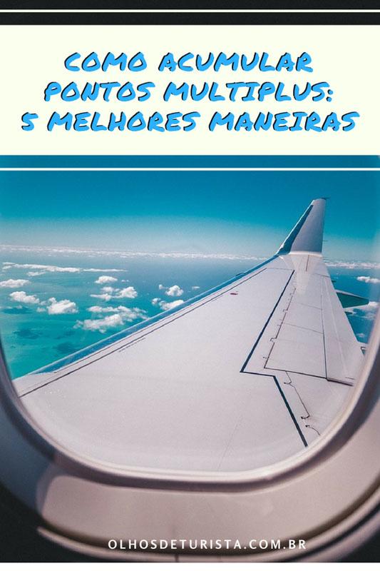 Veja como acumular pontos Multiplus, um dos maiores programas de fidelidade para juntar milhas aéreas no Brasil. Empresa parceira da LATAM, uma das maiores companhias aéreas. #milhasaereas #acumularmilhas #pontosmultiplus