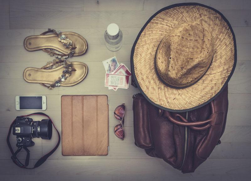 viajar leve