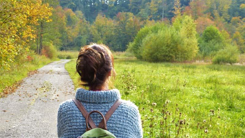 como perder o medo de viajar sozinha