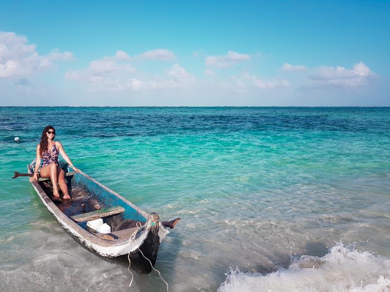 como ir da colômbia ao panama de barco passando por san blas