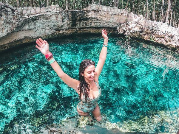 cenotes casa tortuga tulum dicas