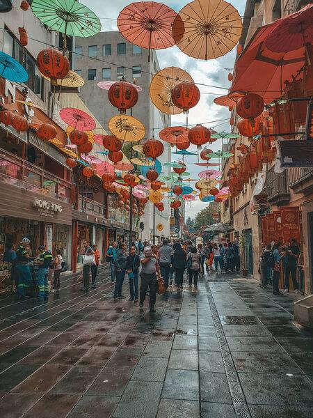 barrio chino cidade do méxico