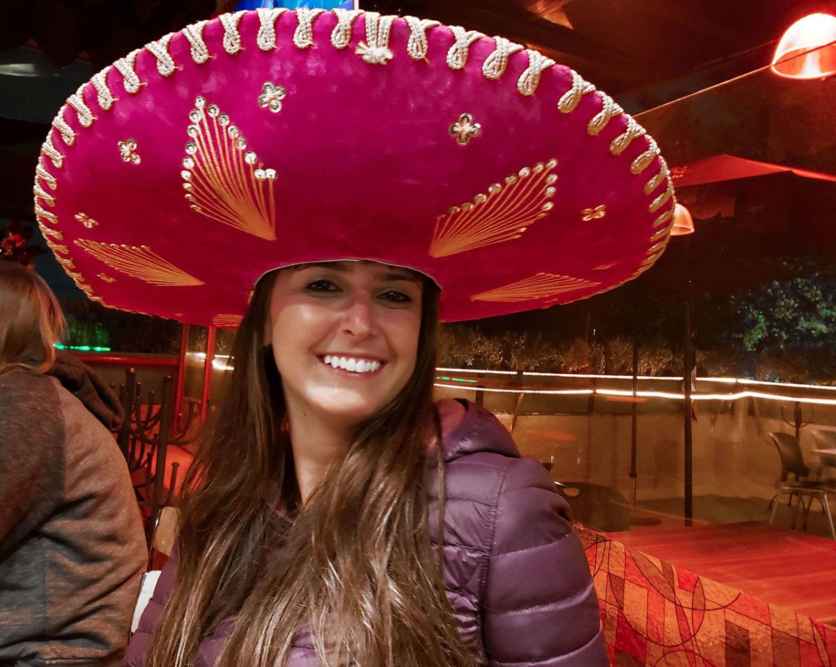 chapéu méxicano