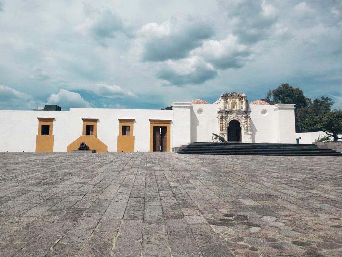 Fuerte de Loreto em Puebla