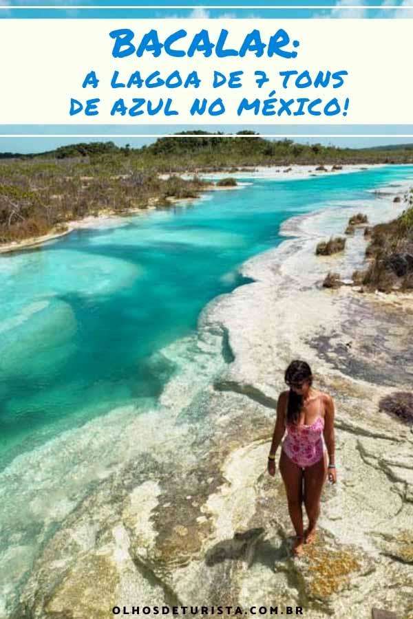 Bacalar, o destino mexicano com a lagoa de 7 tons de azul. Tudo o que fazer e muitas dicas