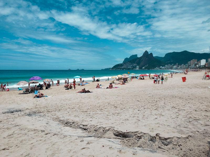 Passagens para o Rio