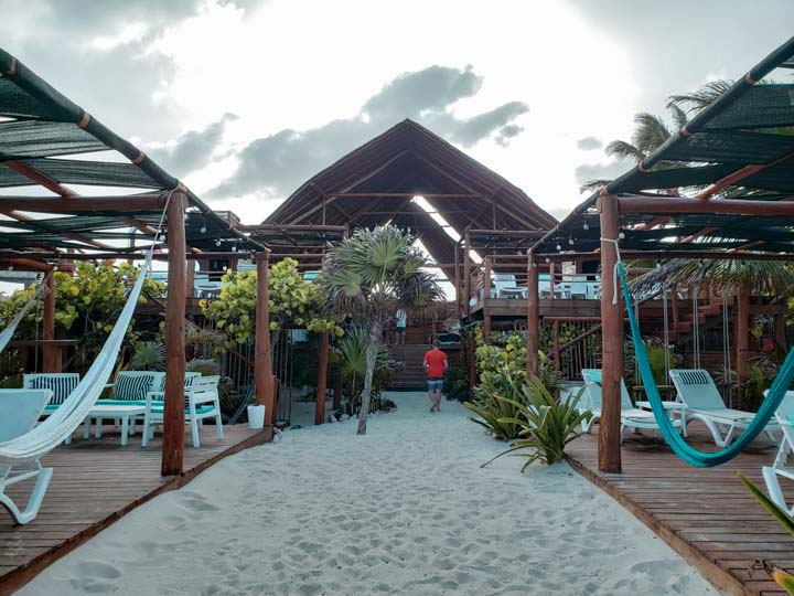 Beach Club Mahahual