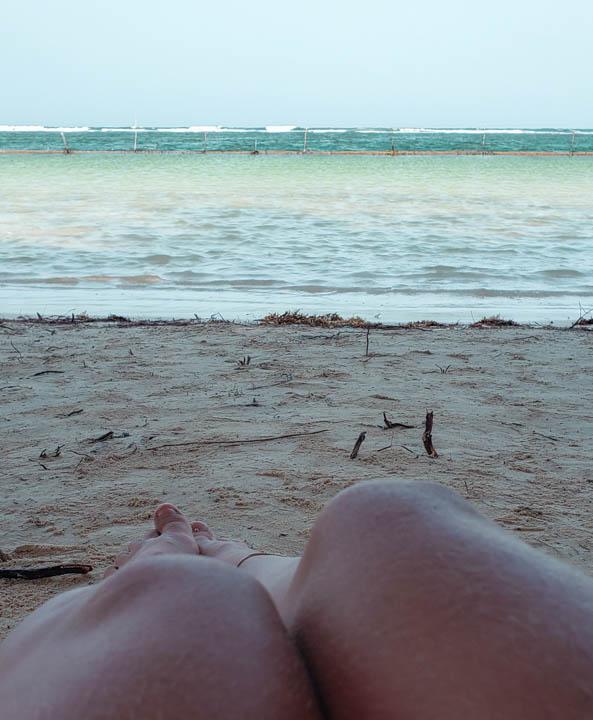 Praia Mahahual