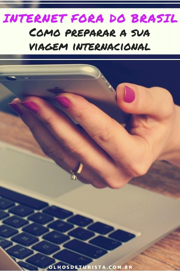 Veja 3 opções para ter internet fora do Brasil enquanto viaja