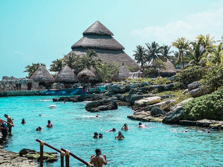 Parques em Cancun