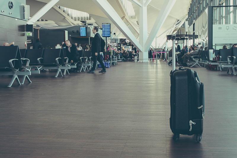 bagagem extraviada e danificada