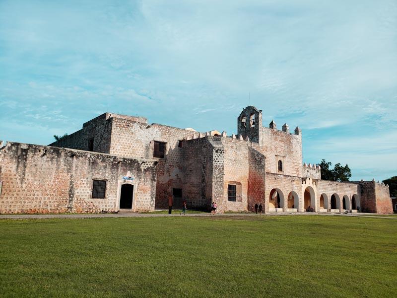 de Valladolid a Chichén Itzá