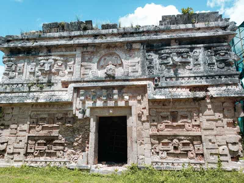 Casa de las Monjas Chichén Itzá México
