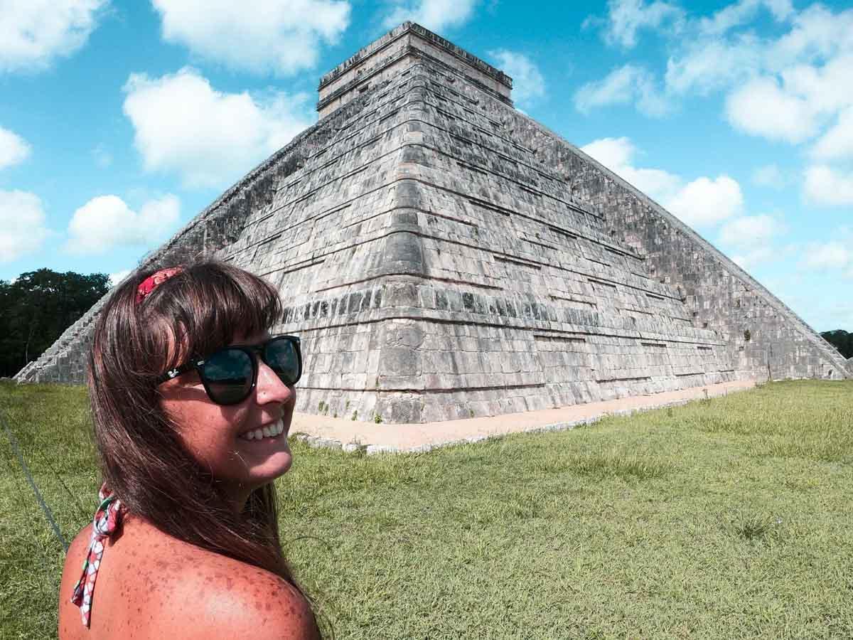 Chichén Itzá México