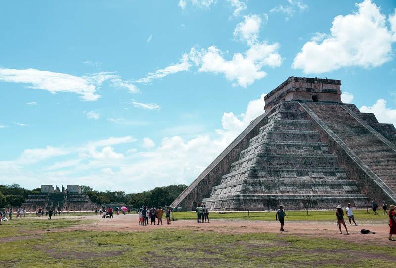 Chichén Itzá onde fica