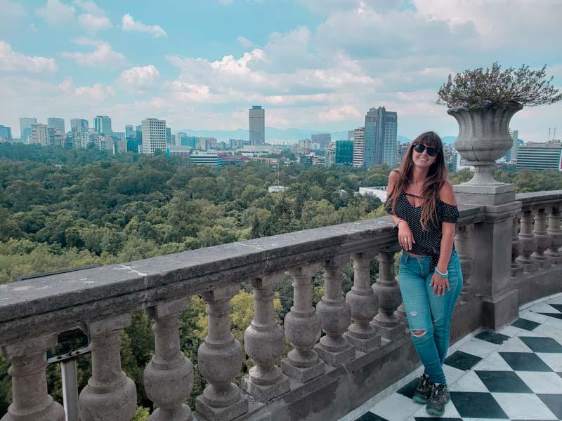 de Cidade do México a Chichén Itzá