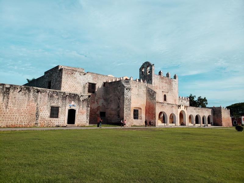Convento San Bernardino Valladolid México