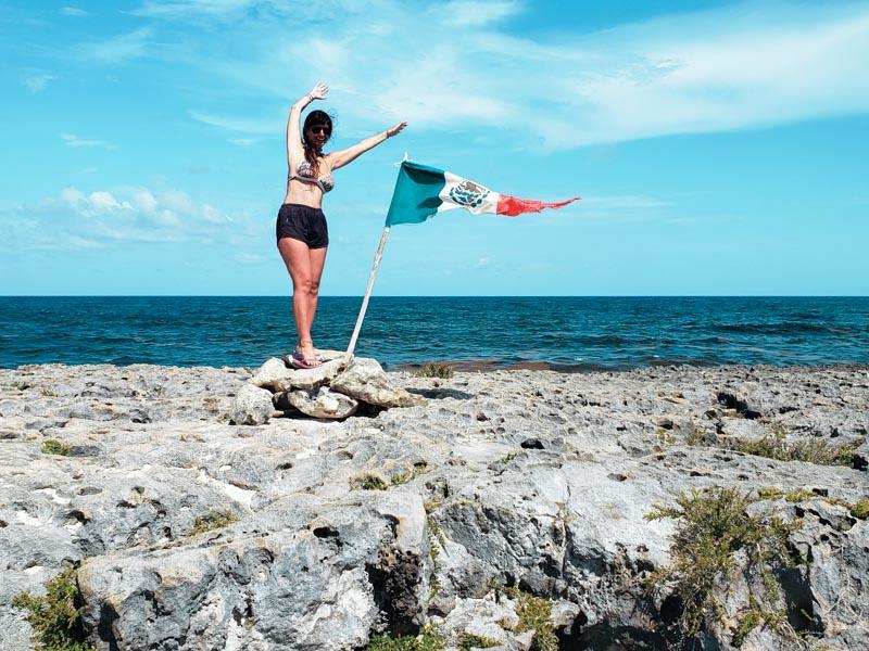 El Mirador costa leste Cozumel