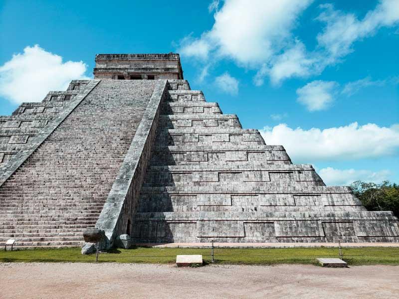 El Castillo Chichén Itzá México