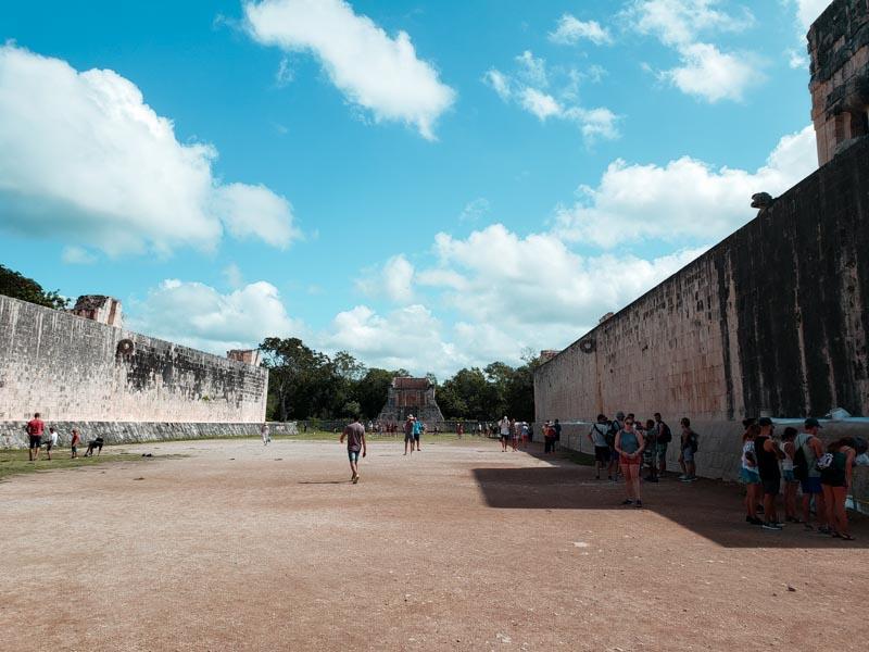 Gran Juego de Pelota maia México