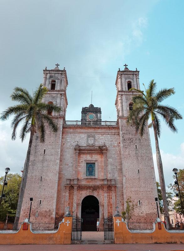 Igreja San Servasio Valladolid México