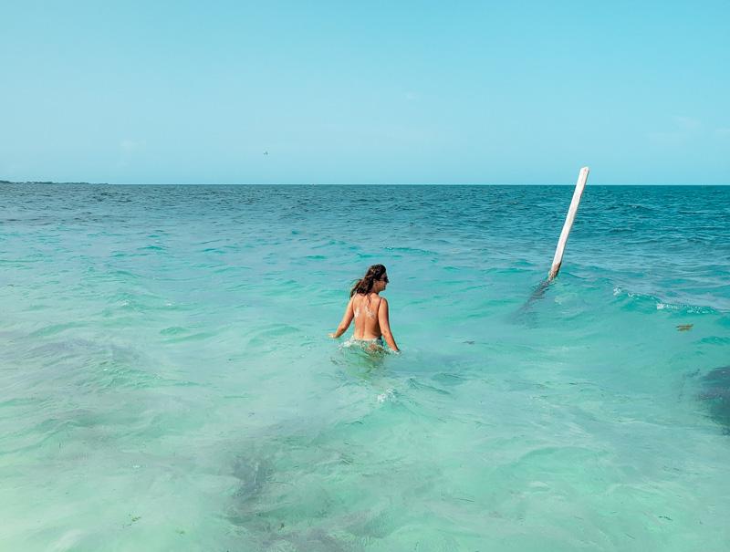 Cancun no México