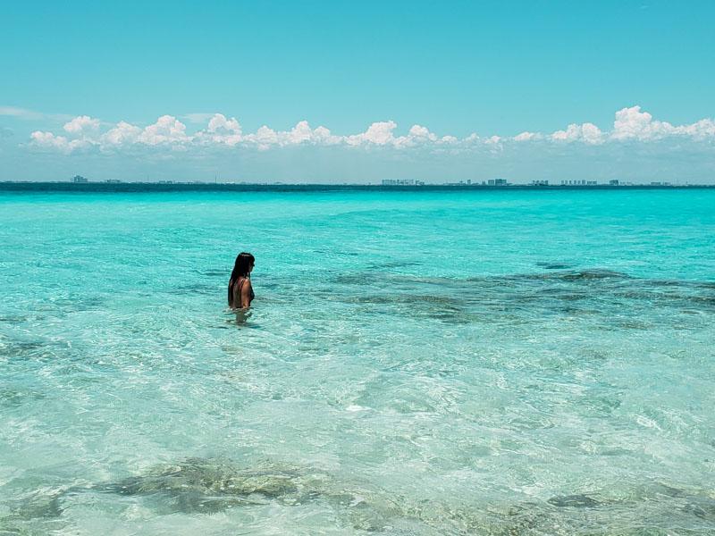 Cozumel ou Isla Mujeres