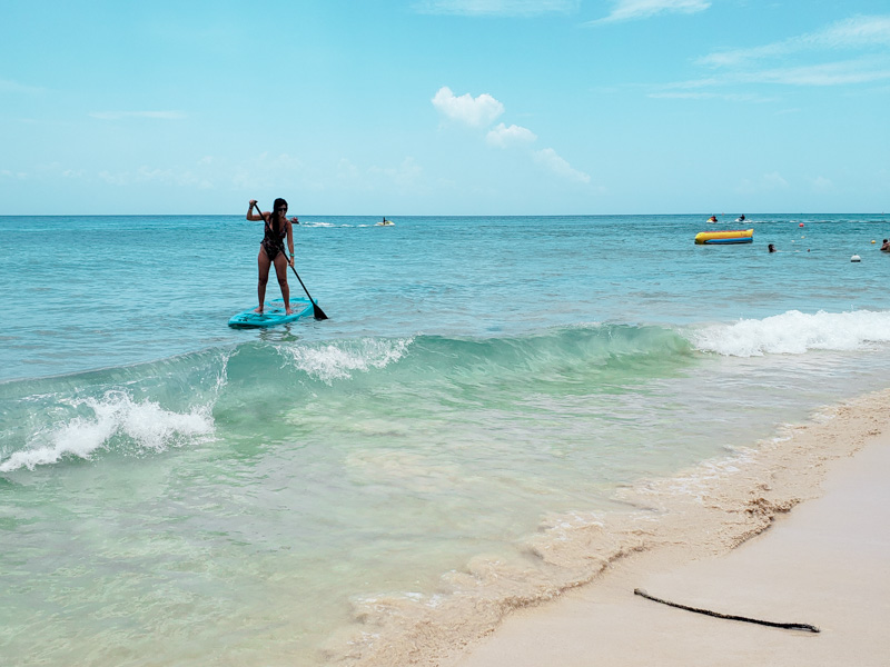 Praias do Norte de Cozumel