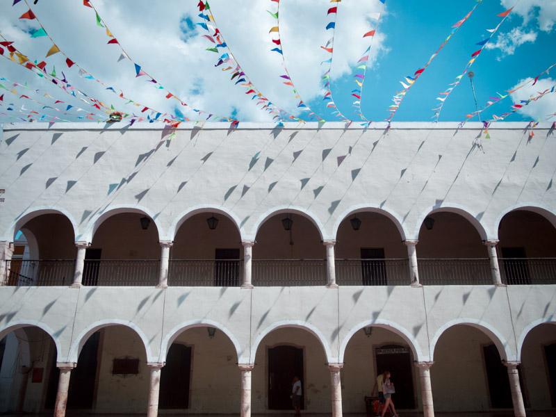 Palácio Municipal de Valladolid mx