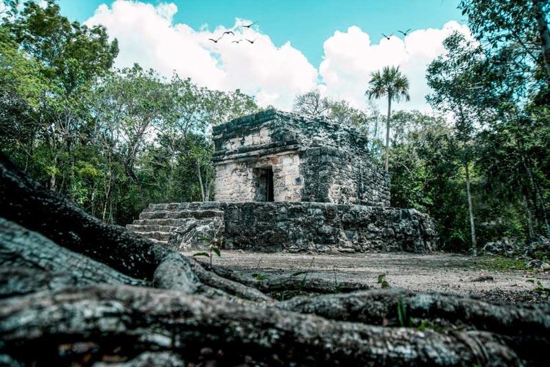Parque San Gervasio Quintana Roo