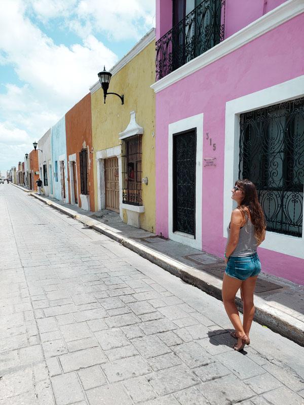 Campeche no México