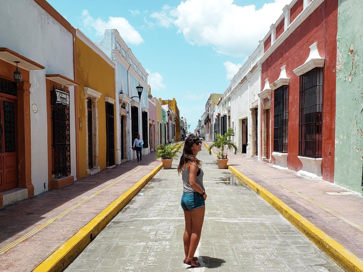 Campeche México o que fazer