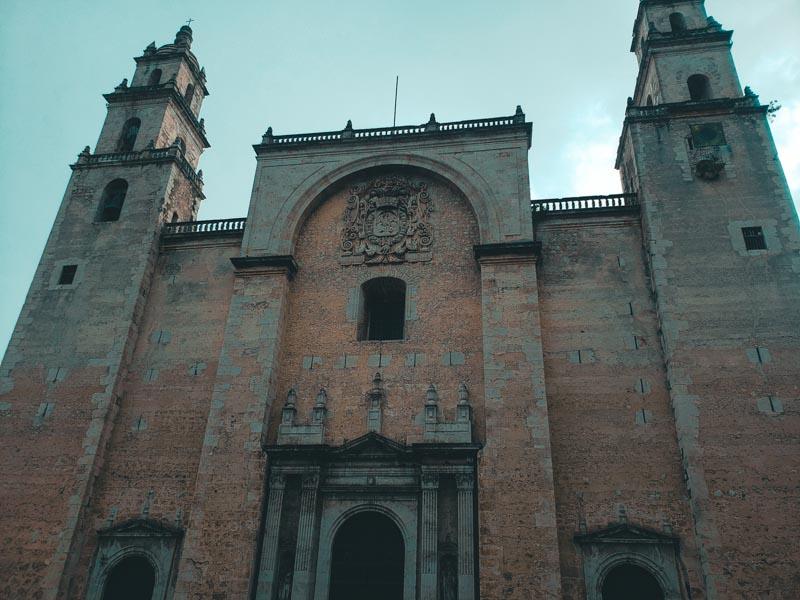 Catedral San Idelfonso em Merida