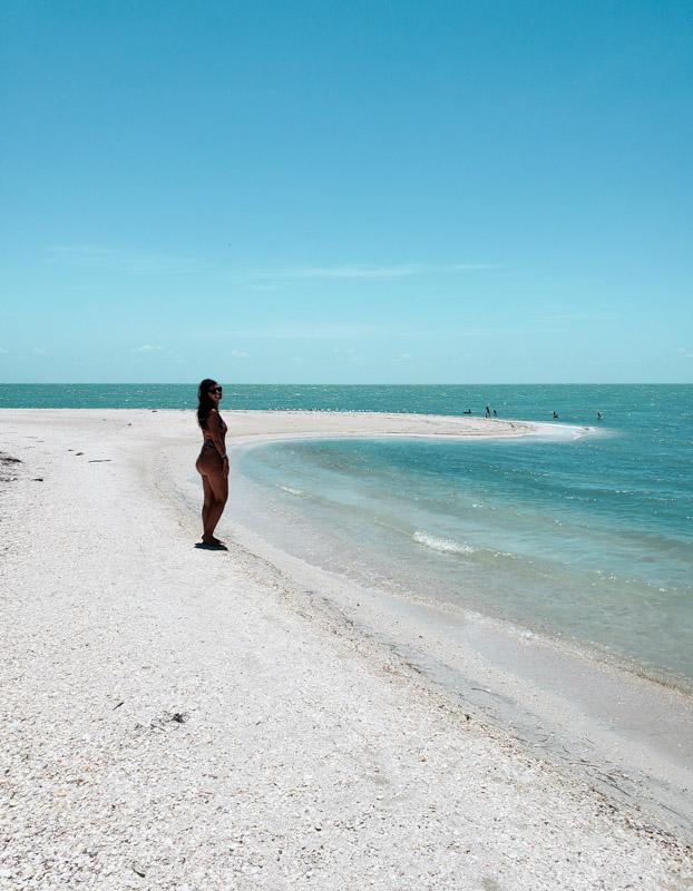 Isla Cayo Arenas México