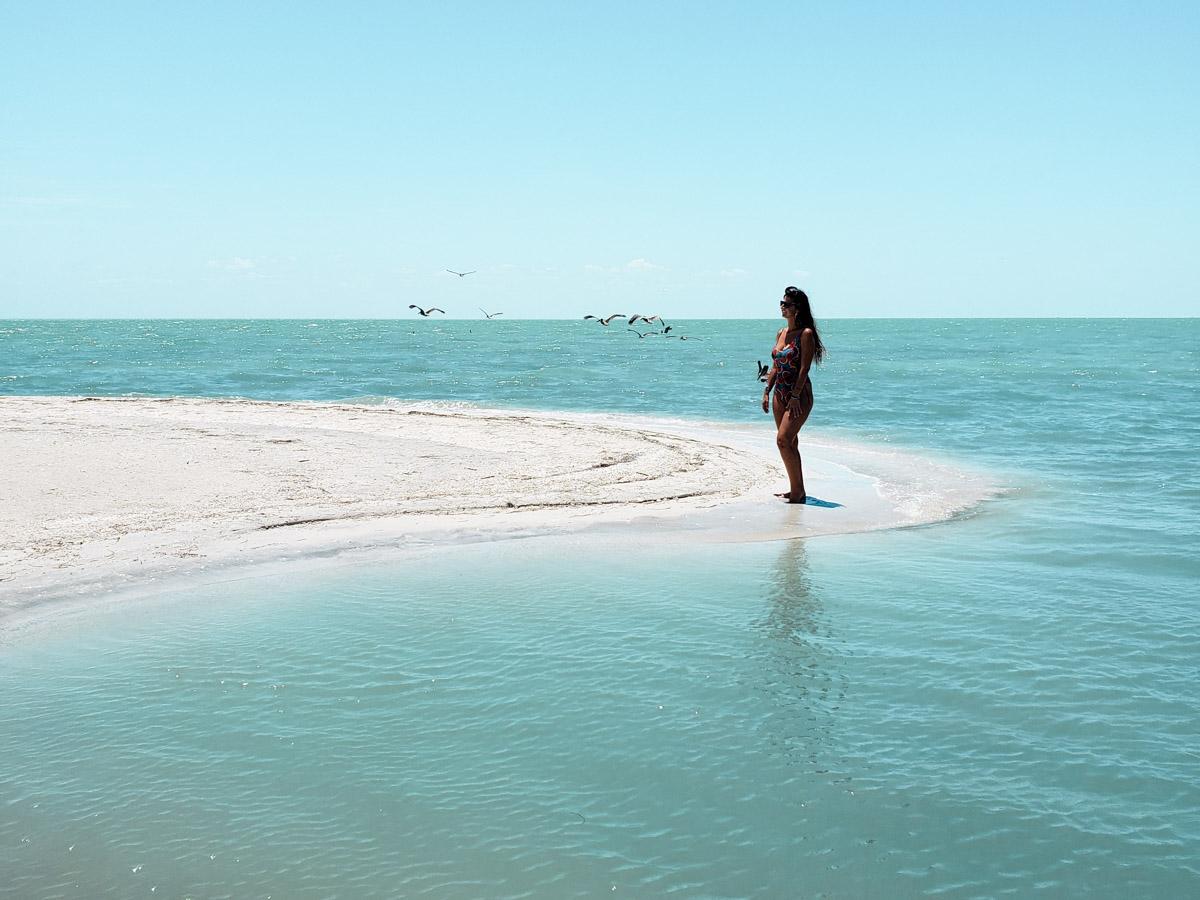 Isla Aguada México