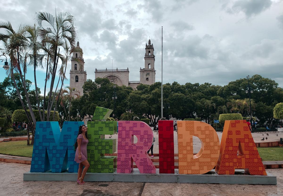 Mérida México o que fazer