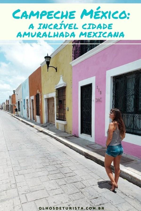 Campeche México veja tudo o que fazer na linda cidade amuralhada de casinhas coloridas