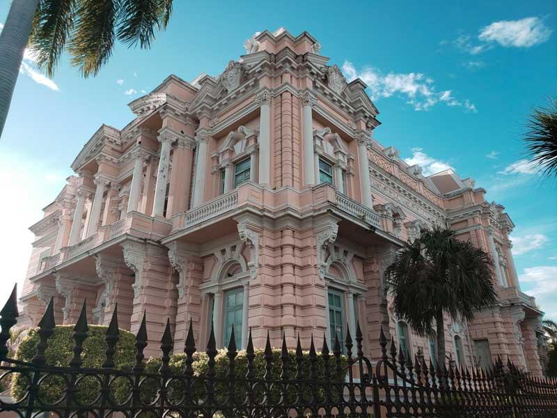 Palácio Canton Mérida México