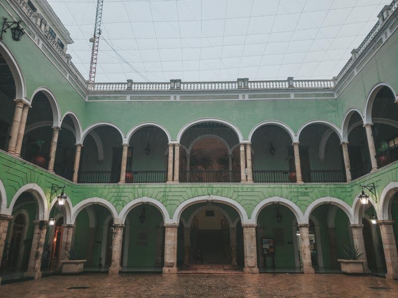 Palácio de Gobierno del Estado de Yucatán