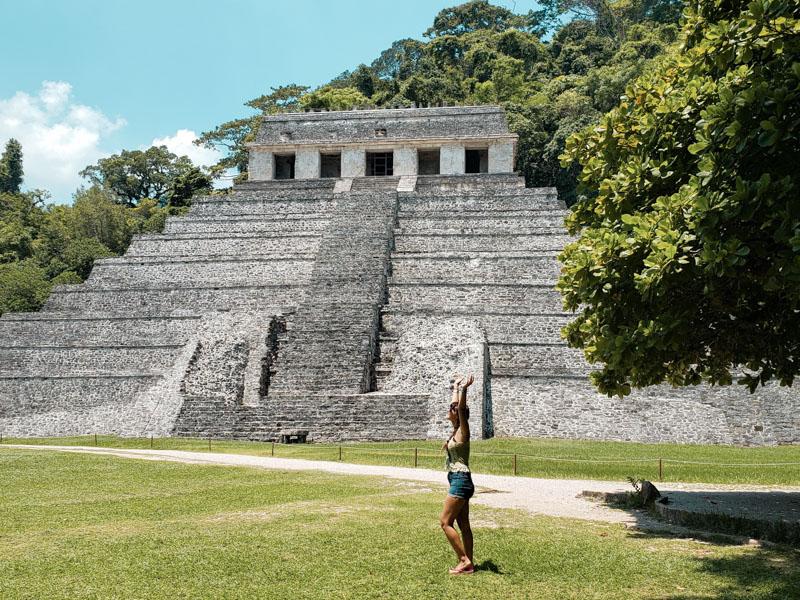 Ruínas de Palenque México