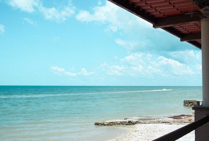 Playa Xpicob Campeche México
