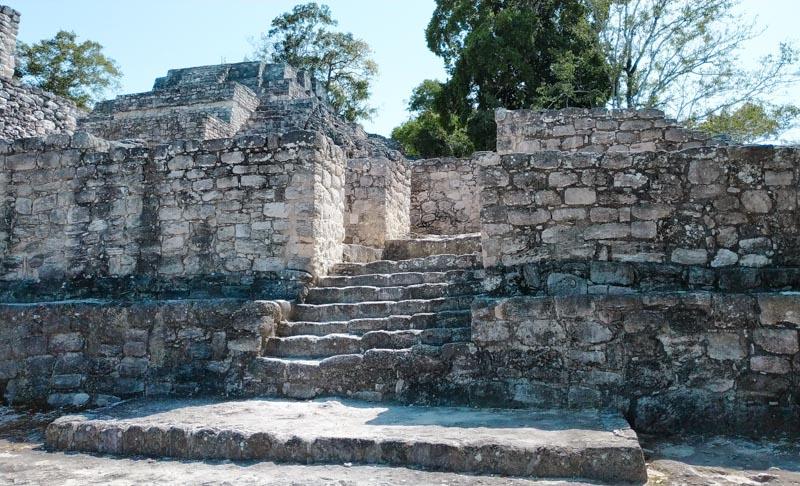 ruínas Calakmul
