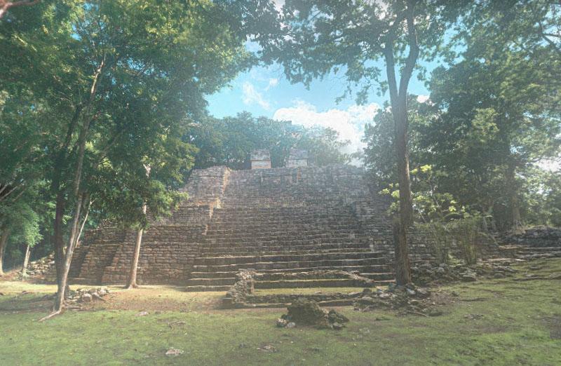 Zona arqueológica Balamku
